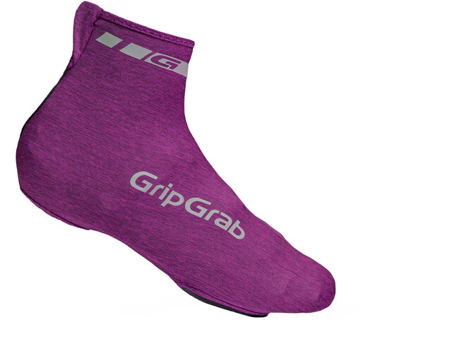 GripGrab RaceAero Shoe Covers Women Purple